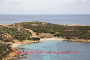 Cala Sabina - L'Asinara