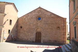 Da questa sera nella chiesa di San Francesco, a Iglesias, verrà esposta una grande opera di Giovanni Maria Guerrieri.