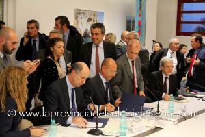 13/11/2012 – 13/11/2015: tre anni fa alla Grande Miniera di Serbariu la firma del Piano Sulcis.