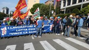 Nuovo vertice sulla vertenza Alcoa martedì 17 ottobre, alle 17.00, negli uffici della presidenza della Regione, a Cagliari.