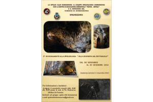 """E' iniziato venerdì scorso, a Domusnovas, il 2° avvicinamento alla speleologia """"Alla scoperta del sottosuolo""""."""