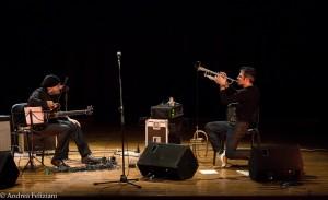 Bebo Ferra e Paolo Fresu (foto@Andrea Feliziani) (m)