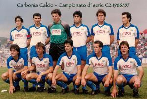 Carbonia 1986-87 3