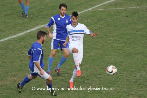 Il Carbonia a Girasole dà l'assalto alla vetta della classifica del campionato di Promozione.