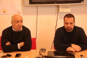 Conferenza stampa di fine anno del presidente e del direttore del Parco Nazionale dell'Arcipelago di La Maddalena.