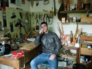 Gianluca Piras_suonatore-operaio