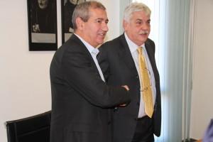 Questa mattina è stato sottoscritto l'accordo tra la società Ligestra Srl e il comune di Carbonia.