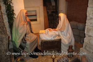 Il 26 dicembre, l'associazione Sardinian Events ha regalato la magica rievocazione della nascita di Gesù bambino.