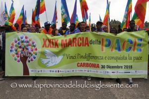Fervono gli ultimi preparativi per la XXX Marcia della Pace che per la prima volta si svolgerà a Cagliari domani 29 dicembre.