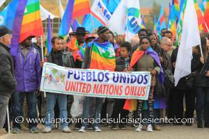 Grande partecipazione, a Carbonia, alla XXIX edizione della Marcia della Pace.
