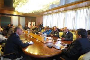 La mobilitazione per la vertenza ex Alcoa riparte dal Consiglio regionale.
