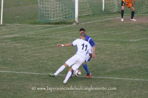 Dopo le partenze di Marco Foti e Nicola Rais, il Carbonia ha ingaggiato il bomber Giuseppe Corona per puntare all'Eccellenza.