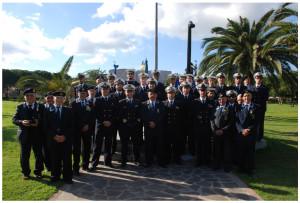 Venerdì la Guardia Costiera di Sant'Antioco ha festeggiato Santa Barbara, protettrice dei marinai.