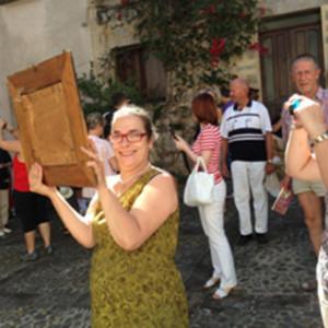 Incontro tra l'assessore Firino e il sindaco di Sant'Antioco Corongiu sulla tutela del museo del bisso.