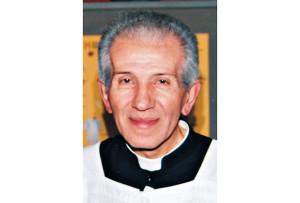 Sabato mattina, nella chiesa di Cristo Re, a Carbonia, l'ultimo saluto a don Alfredo Tocco.
