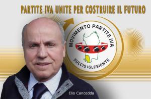 Elio Cancedda, agente di assicurazione di Carbonia, è il nuovo coordinatore del Movimento Partite Iva Sulcis Iglesiente.