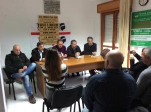 Lunedì parte la mobilitazione generale popolare. Lettera appello del Comitato a Renzi e Pigliaru.