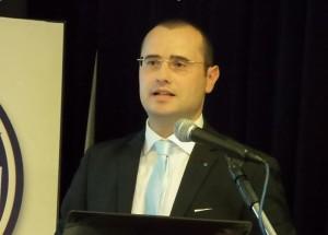 Luca Murgianu è il nuovo presidente di Confartigianato del Sud Sardegna.