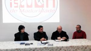 """La Caritas diocesana ha presentato il progetto """"Iscola de Maduridàde"""", 60 borse di studio per l'Università."""
