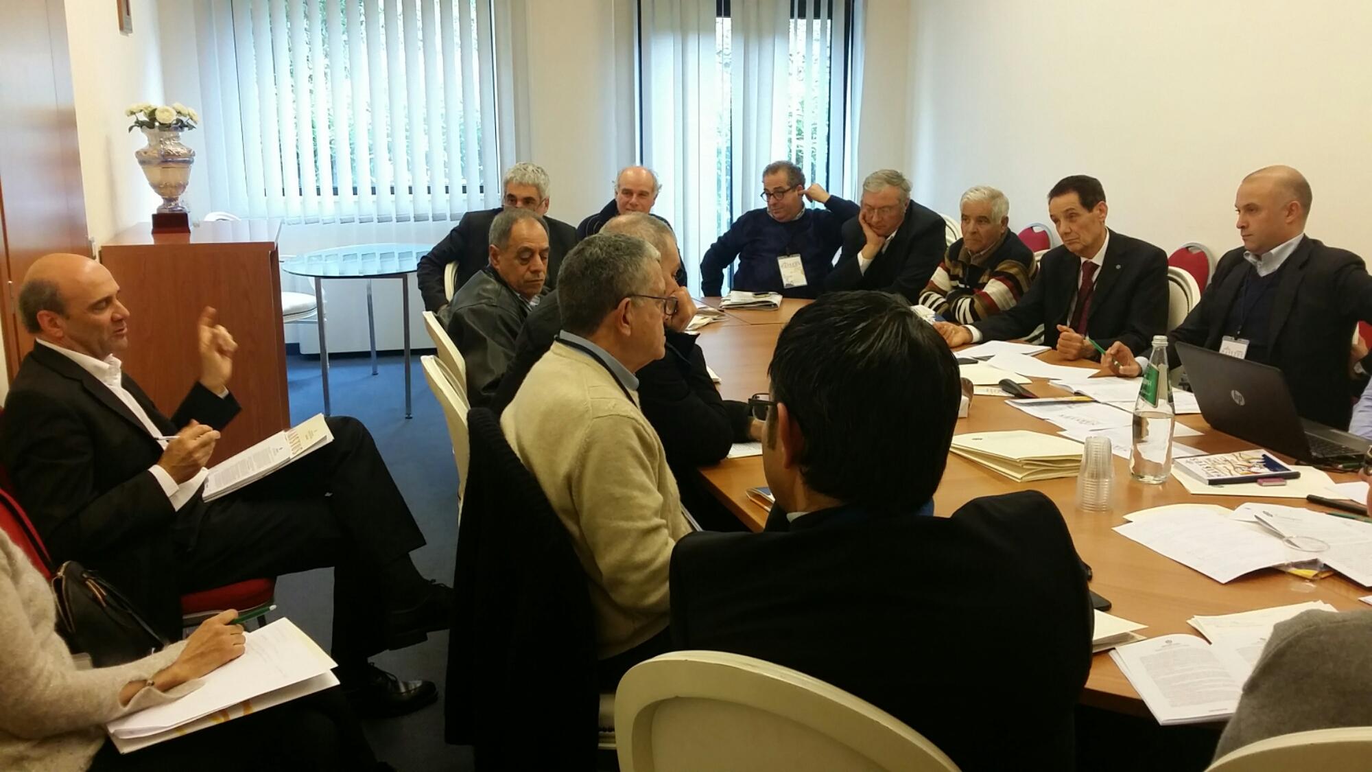 E' in corso al Geo Village di Olbia, la III Conferenza regionale dell'Artigianato.