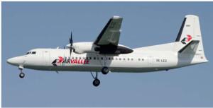 Nuove rotte su Olbia per la compagnia Air Vallée da Rimini e Pescara.