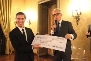 Dopo il Premio Spadolini, Andrea Corda ha ricevuto un premio dal Centro Studi sul giornalismo Gino Pestelli di Torino.