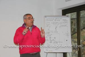 Si è concluso ieri a Candiani il corso teorico pratico di GPS e cartografia curato da Sandro Mezzolani.