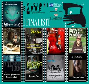 La Cineteca di Bologna ha reso i film selezionati per la finale del Concorso VISIONI SARDE.