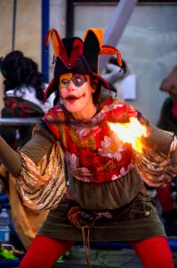 Domenica 14 febbraio, alle ore 17.00, festa di Carnevale al Ghetto degli ebrei di Cagliari.
