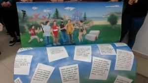 Panchina-libro scuola Deledda-Pascoli,jpg