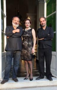 Roberto Piumini, Patrizia Ercole e Andrea Basevi