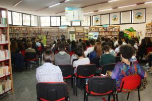 Venerdì 26 febbraio, alle ore 9.30 e alle ore 11.00, la Biblioteca Comunale di Carbonia ospiterà un incontro con lo scrittore Bruno Tognolini.