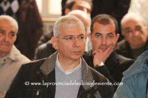 Interrogazione di Francesco Sanna (PD) sull'ennesimo commissariamento del Parco Geominerario.