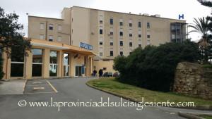Ignazio Locci (FI): «Per mancanza di personale autorizzato a refertare, il reparto di Radiologia dell'ospedale Sirai di Carbonia è praticamente fermo».