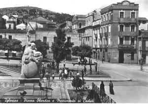 Lunedì 25 aprile la città di Iglesias celebrerà il 71° Anniversario della Liberazione dal nazi-fascismo in Piazza Oberdan.