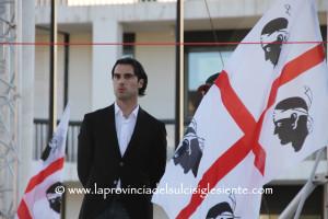 Interviste ai candidati a sindaco del comune di Carbonia, oggi parla Andrea Corda.