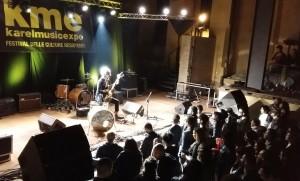 Bob Log III al Karel Music Expo (Cagliari - 3 ottobre 2015) 3
