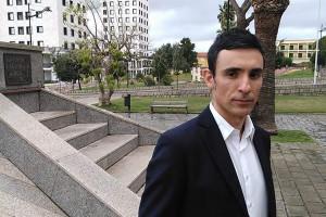 """Francesco Cicilloni presenta il programma della lista """"Dipende da Noi – Francesco Cicilloni sindaco""""."""