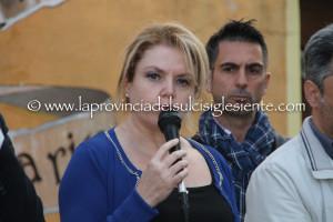 """La coalizione """"Patto civico per Carbonia"""" per le prossime elezioni amministrative candida a sindaco l'avvocato Daniela Garau."""