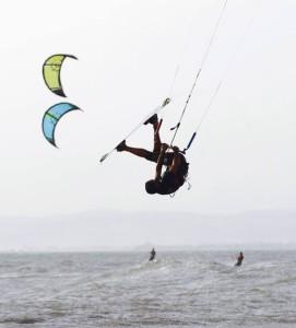Il primo week end di luglio Portoscuso ospiterà il circuito nazionale Csen di kitesurf.