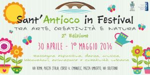 """Sant'Antioco oggi e domani ospita la 2ª edizione della rassegna """"Sant'Antioco in Festival""""."""