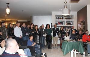E' stata presentata la scorsa settimana, ad Iglesias, l'associazione culturale cerchiConcentrici.