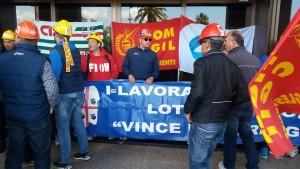 E' ripartita per l'ennesima volta, questa mattina, a Cagliari, la mobilitazione dei lavoratori ex Alcoa.