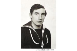 Armando Berti - ottobre 1970.