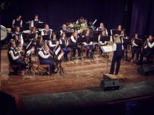"""""""Concerto di primavera"""" con la banda musicale Vincenzo Bellini sabato 14 maggio, alle 19.00, al Teatro Centrale di Carbonia."""