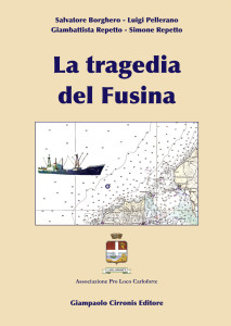 Copertina libro La Tragedia del Fusina