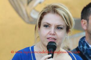 Interviste ai candidati a sindaco del comune di Carbonia: oggi parla Daniela Garau.