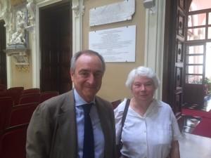 La scienziata inglese Barbara Jane Bain sarà ospite della facoltà di medicina di Cagliari.