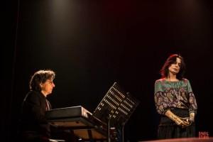 Irma Toudjian ed Elena Pau