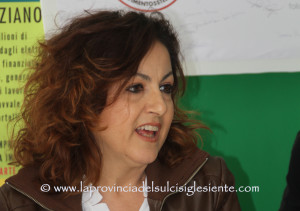 Interviste ai candidati a sindaco del comune di Carbonia: oggi parla Paola Massidda.